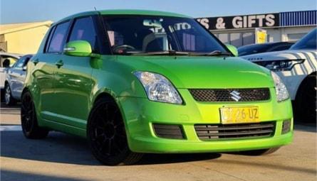 2010 Suzuki Swift GLX Hatchback