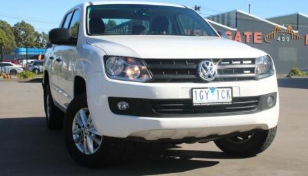 2015  Volkswagen Amarok Tdi420 Core Utility Dual Cab