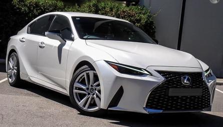 2021  Lexus IS Is300 Luxury Sedan