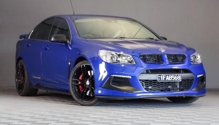 2015 Holden Special Vehicles Clubsport R8 LSA Sedan