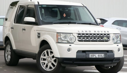 2010  Land Rover Discovery 4 Tdv6 Wagon