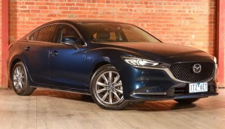 2018  Mazda 6 Touring Sedan