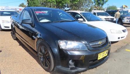2008 Holden Ute SV6 Utility Extended Cab