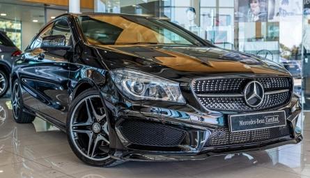2014 Mercedes-Benz CLA-Class CLA200 Coupe