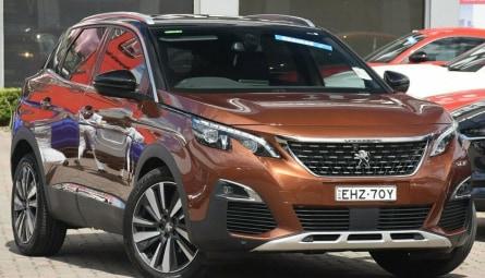 2020 Peugeot 3008 GT Line SUV