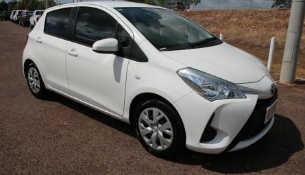 2018  Toyota Yaris Ascent Hatchback