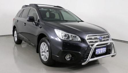 2017  Subaru Outback 2.0d Wagon