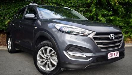 2015 Hyundai Tucson Active Wagon