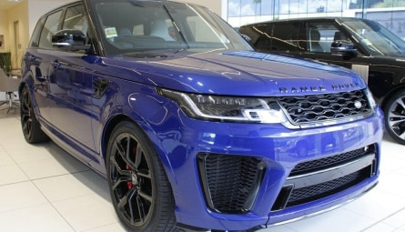 2020 Land Rover Range Rover Sport V8SC SVR Wagon