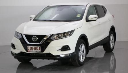 2021  Nissan QASHQAI St+ Wagon