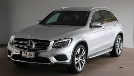 2016 Mercedes-Benz GLC-Class GLC250 d Wagon