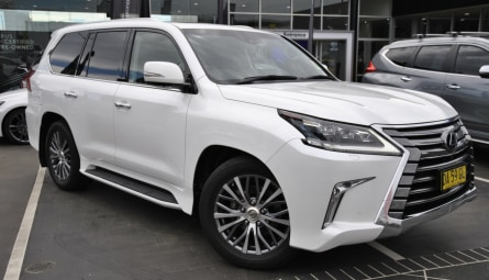 2017 Lexus LX LX570 Wagon