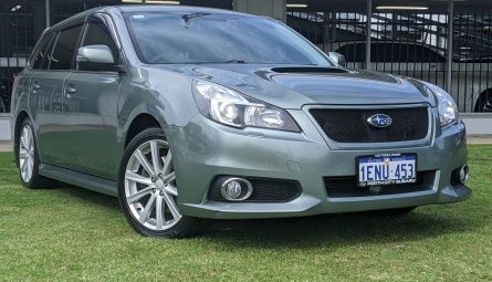 2014  Subaru Liberty Gt Premium Wagon