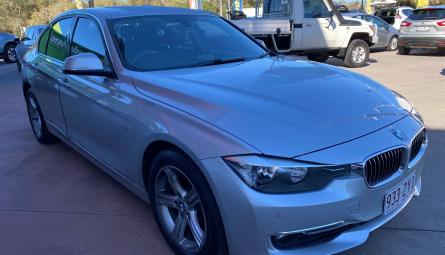 2012  BMW 3 Series 320i Sedan