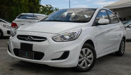 2015  Hyundai Accent Active Sedan