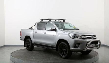 2015  Toyota Hilux Sr5 Utility Double Cab