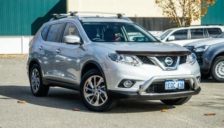 2014  Nissan X-TRAIL Tl Wagon