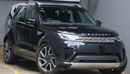 2020  Land Rover Discovery Sd6 Hse Wagon