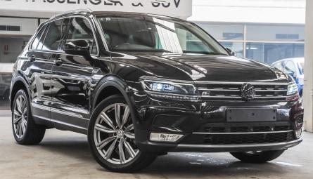 2017 Volkswagen Tiguan 162TSI Highline Wagon
