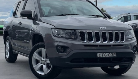 2014  Jeep Compass Sport Wagon