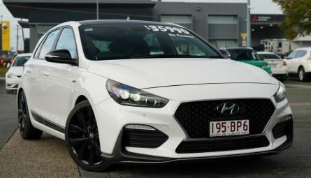 2020  Hyundai i30 Premium Hatchback