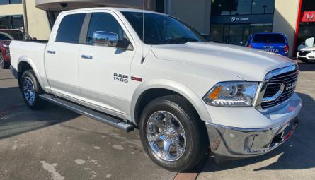 2018  Dodge ram 1500 Laramie Utility Crew Cab