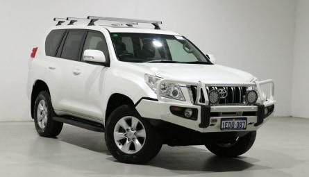 2013  Toyota Landcruiser Prado Altitude Wagon
