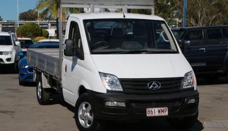2015  LDV V80Cab Chassis Single Cab