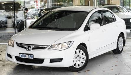 2008  Honda Civic Vti Sedan