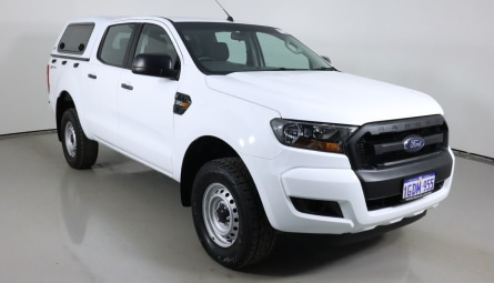 2017  Ford Ranger Xl Hi-rider Utility Double Cab
