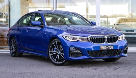 2021  BMW 3 Series 330i M Sport Sedan