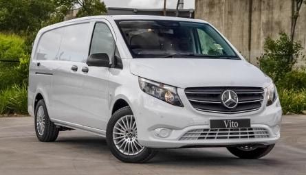 2021 Mercedes-Benz Vito 116CDI Van