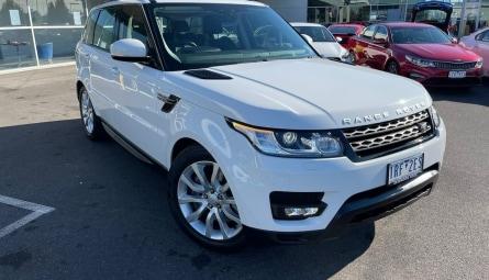 2017  Land Rover Range Rover Sport Sdv6 Se Wagon