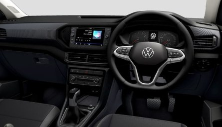 2021  Volkswagen T-Cross 85tsi Citylife Wagon