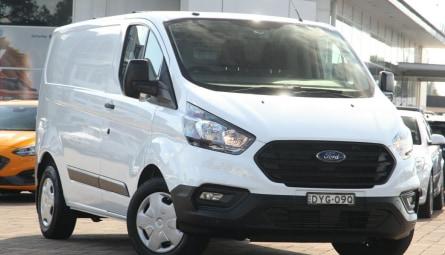 2018  Ford Transit Custom 300s Van