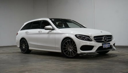 2017  Mercedes-Benz C-Class C250 Estate