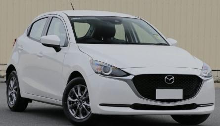 2021  Mazda 2 G15 Pure Hatchback