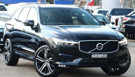 2019  Volvo XC60 D5 R-design Wagon