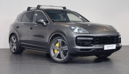 2019 Porsche Cayenne Turbo Wagon