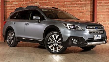 2017 Subaru Outback 3.6R Wagon