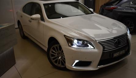 2013  Lexus LS Ls460 Sports Luxury Sedan