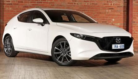 2019 Mazda 3 G20 Evolve Hatchback
