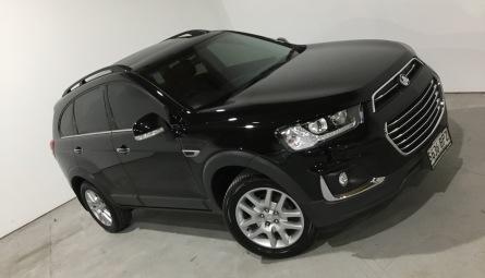 2016  Holden Captiva Active Wagon