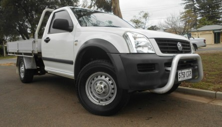 2006  Holden Rodeo Lx Cab Chassis Single Cab
