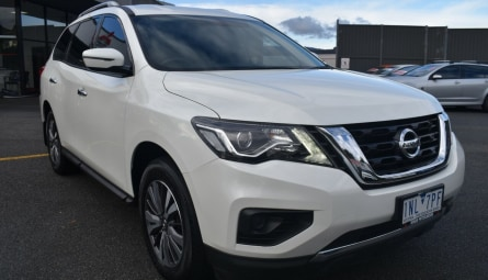 2018  Nissan Pathfinder St Wagon