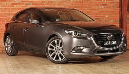2018  Mazda 3 Sp25 Astina Hatchback