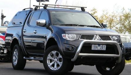 2011 Mitsubishi Triton GLX-R Utility Double Cab