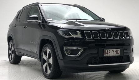 2018 Jeep Compass Limited Wagon