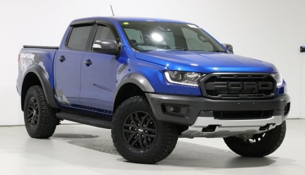 2018  Ford Ranger Raptor Pick-up Double Cab