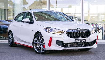2020 BMW 1 Series 128ti Hatchback